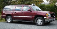 Marthas Vineyard Taxi Yukon XL